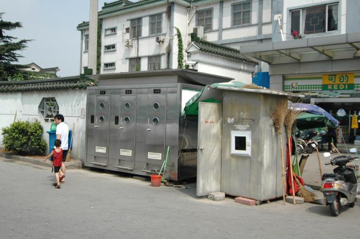 Архитектурные и дизайнерские решения для общественных туалетов