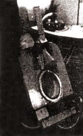 Космический нужник, на кораблях Союз, работал по принципу пылесоса
