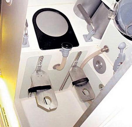 Туалет МКС