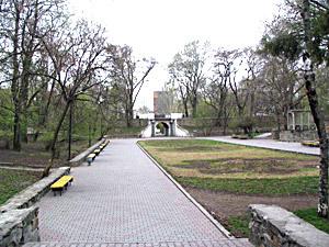 Ростовский парк